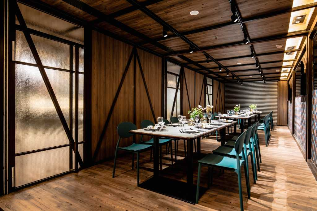 Restaurant bamboo media - Design interior home with ease ...